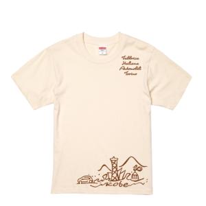 KOBE チンクエチェント・ジャポーネTシャツ